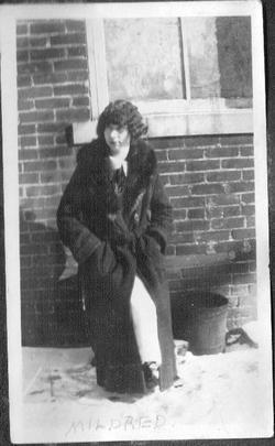 Mildred Elizabeth <i>Blair</i> Austin
