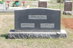 Benjamin Sanford Paulen