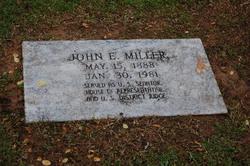 John Elvis Miller
