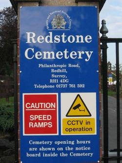 Redstone Cemetery