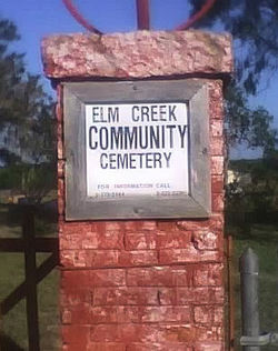 Elm Creek Community Cemetery