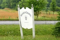 Stones Chapel Cemetery