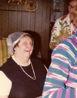 Eileen Patricia <i>Gantley</i> Goins