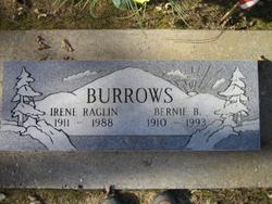 Alice Irene <i>Raglin</i> Burrows