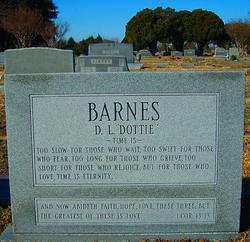Dorothy Lee <i>Bateman</i> Barnes