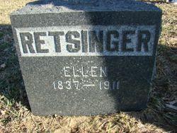 Ellen <i>Zeigler</i> Retsinger