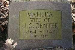 Matilda <i>Caughman</i> Center