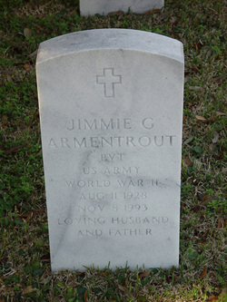 Jimmie George Armentrout