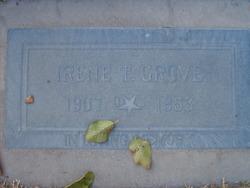 Irene T Grove