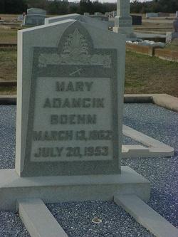 Mary <i>Adamcik</i> Boehm