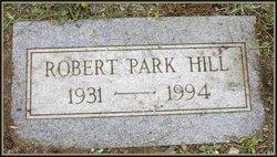 Robert Parke Hill, I