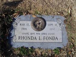 Rhonda L. Fonda