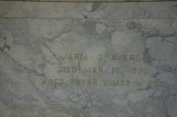 Maria Guadalupe <i>Lodge</i> Averon
