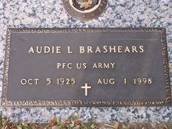 Audie Lee Brashears