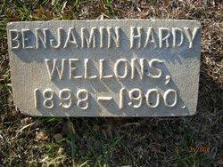 Benjamin Hardy Wellons