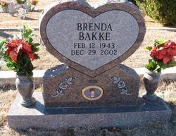 Brenda Kay <i>Claunch</i> Bakke