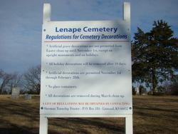 Lenape Cemetery