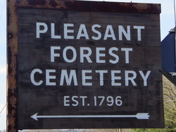 Pleasant Forest Cemetery
