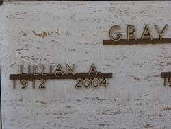Lillian A. <i>Scherer</i> Gray