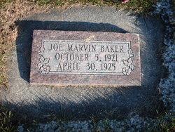 Joseph Marvin Joe Baker