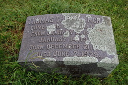 Thomas Chipman McRae