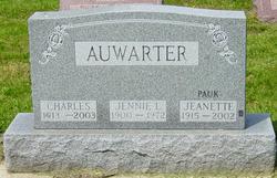 Jeanette Eleanor <i>Johnson</i> Pauk