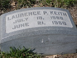Laurence P. Keith