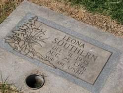 Mrs Leona Elizabeth Lee <i>Clark</i> Southern