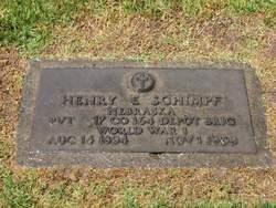 Henry Edward Schimpf