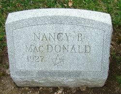 Nancy Bell MacDonald