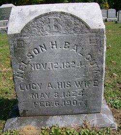 Lucy A. Balcum