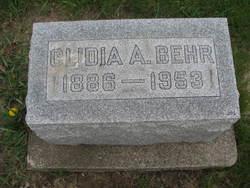 Clidia A. <i>Bogan</i> Behr