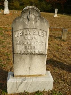 Joshua Elder