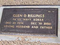 Glen D. Billings