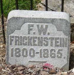 F. W. Frickenstein
