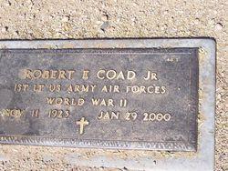 Robert E Coad, Jr