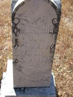 Charles R. Hill