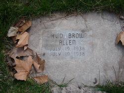 David Brown Allen