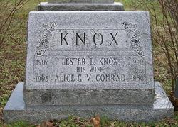 Alice Grace <i>Conrad</i> Knox