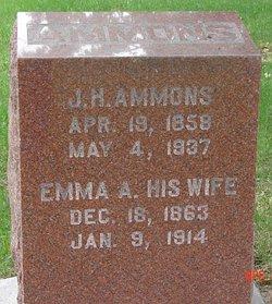 Emma A. <i>Jones</i> Ammons
