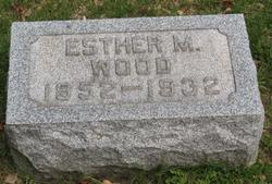 Esther M Wood