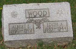 Edith A <i>Clark</i> Wood