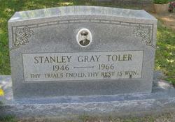 PFC Stanley Gray Toler