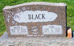 Betty J. <i>Gragert</i> Black