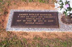 James Hollis Barker