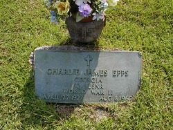 Charlie James Epps