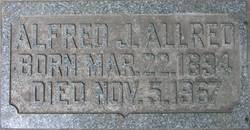 Alfred J. Allred