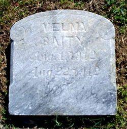 Velma Baity