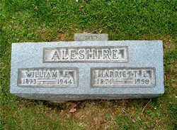 Harriet Lula Hattie <i>Henderson</i> Aleshire