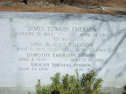 Dorothy <i>Emerson</i> Dobbin